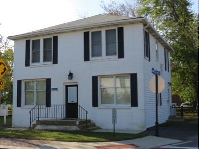 Becker House at CBL