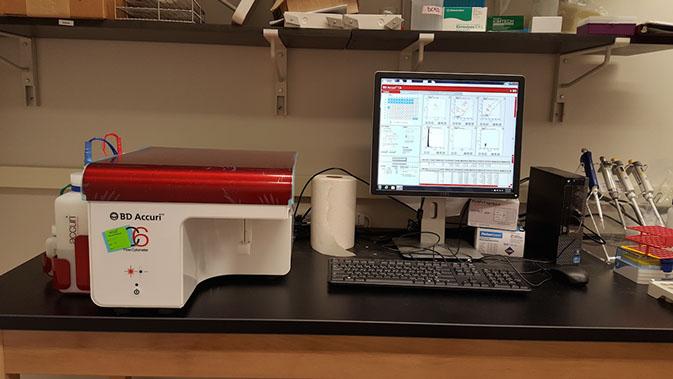 BD Accuri C6 Flow Cytometer | UMCES