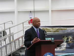 Congressman Cummings MERC