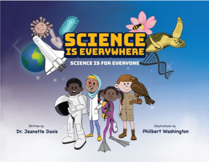 Cover of Science is Everywhere Book