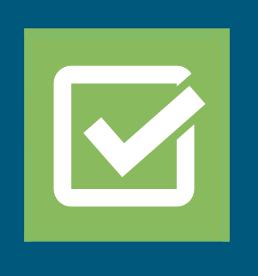 a checkmark symbol