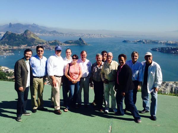 Workshop in Rio de Janeiro, Brazil - July 2014