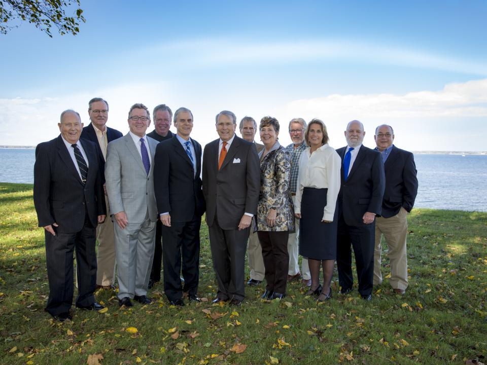 Board of Visitors 2017-18