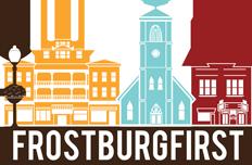 Frostburg First Logo