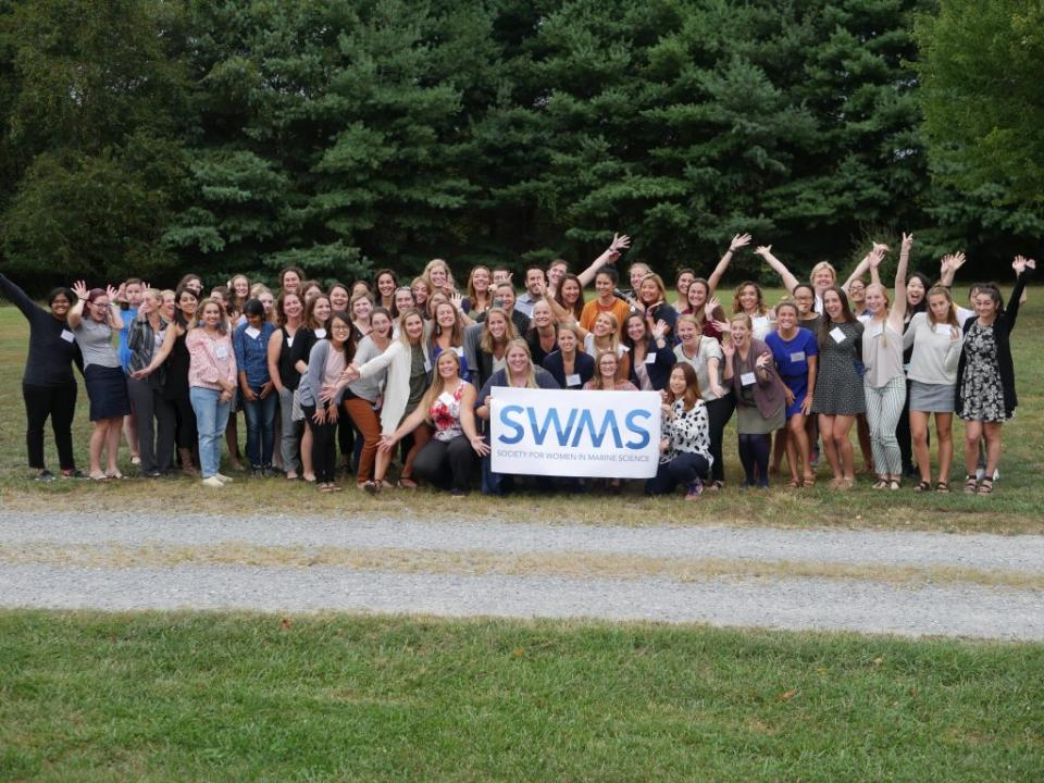Group picture of SWMS symposium attendees