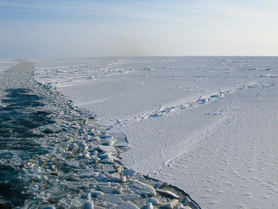 Trail of Ice Breaker