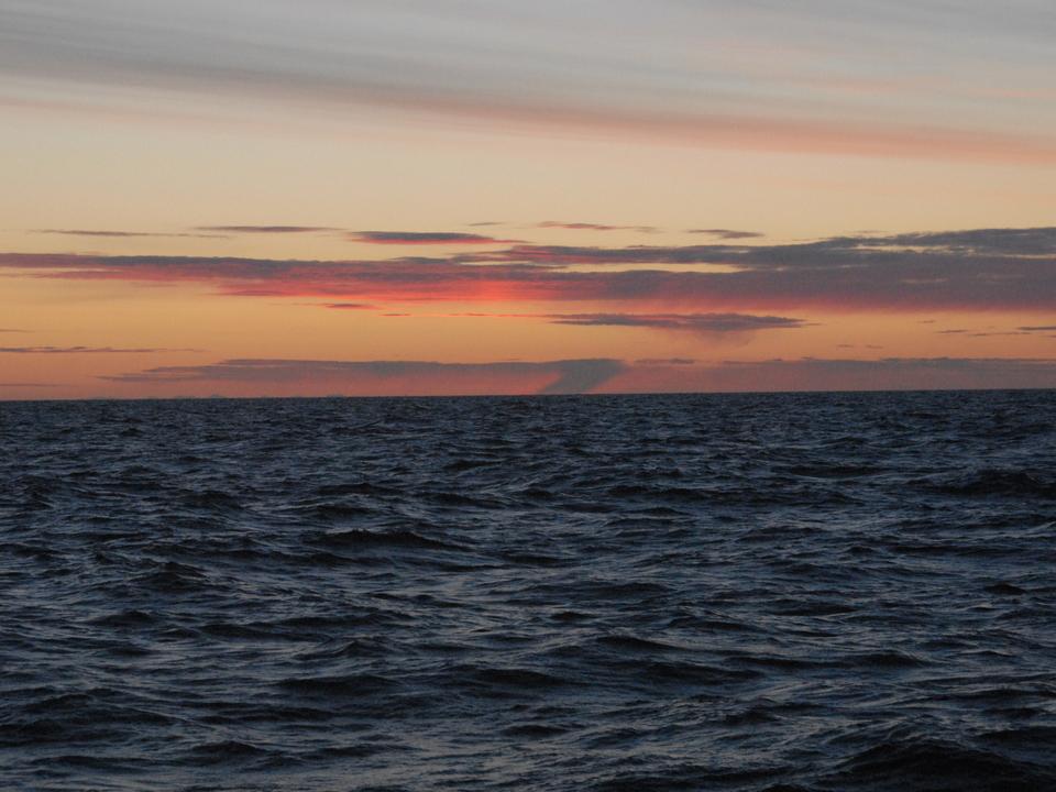 An open ocean of Arctic Water