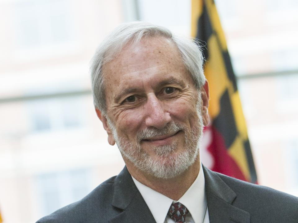 Portrait of UMCES President Don Boesch