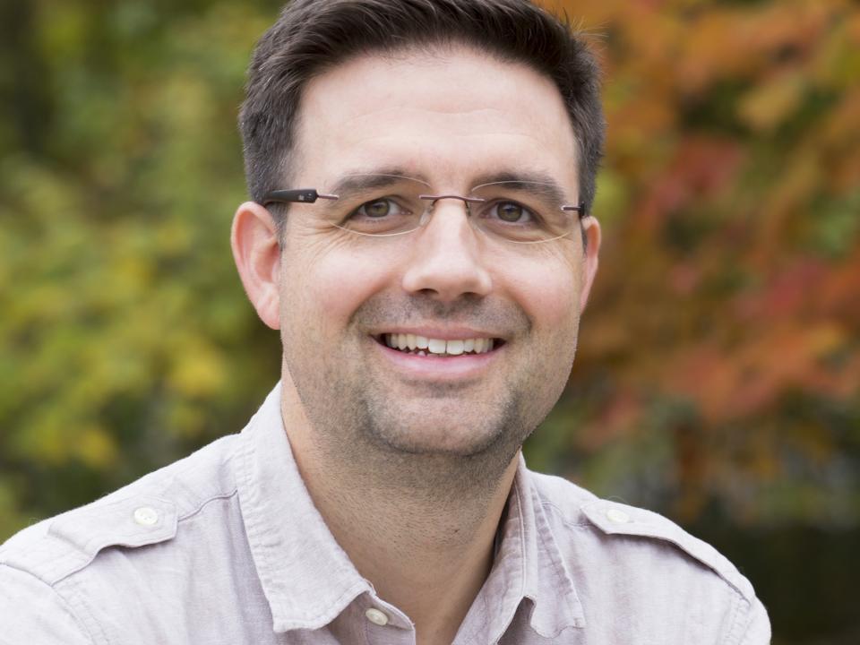 Dr. Matt Fitzpatrick headshot