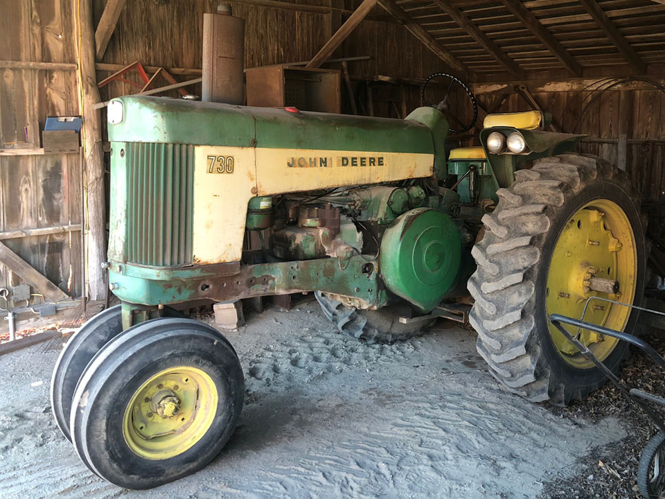 Hutchison Brothers Tractor