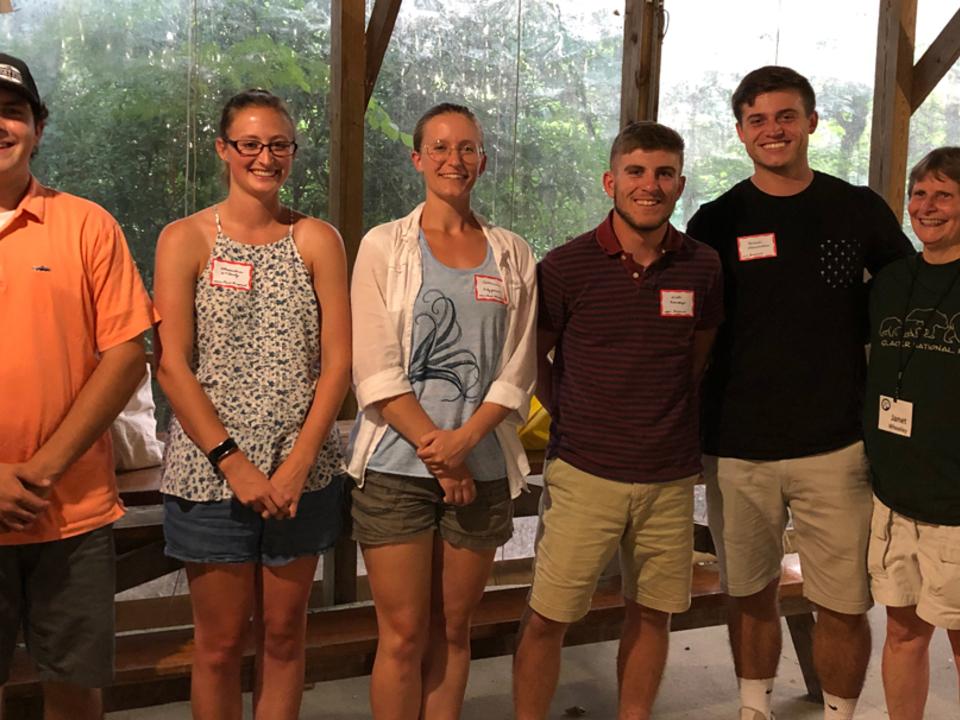 IWLA Scholarship Recipients