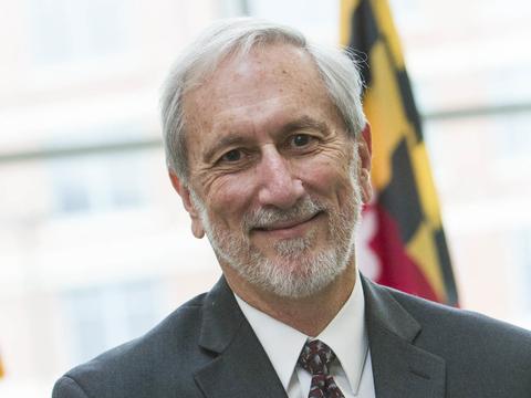 President Don Boesch