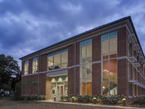 Exterior view of Truitt Lab at CBL
