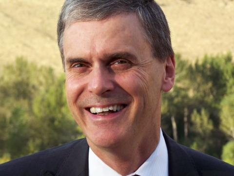 Portrait of UMCES President Don Boesch
