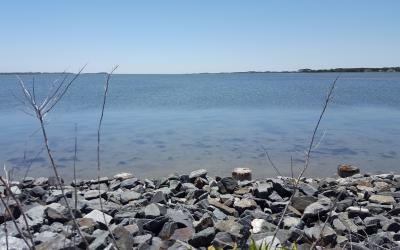 A view of the Chesapeake Bay