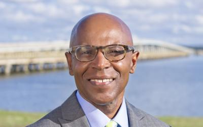 Vice President for Strategic Initiatives Stuart Clarke