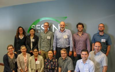 June 2019 SAM Workshop participants at SESYNC.