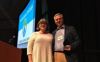 Nutrient sensor challenge winners