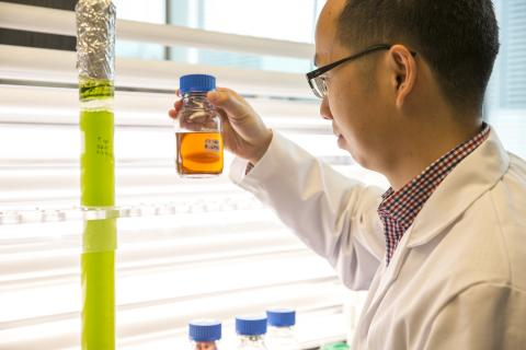 imet researcher chemistry