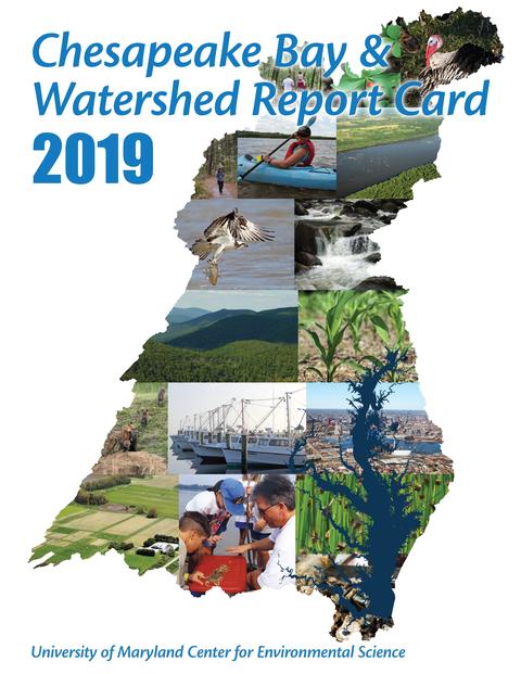 2019 Chesapeake Bay Report Card