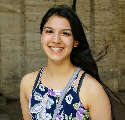 headshot of Arushi Dalal