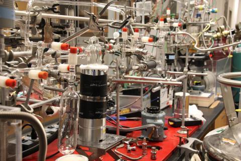 Lab set up