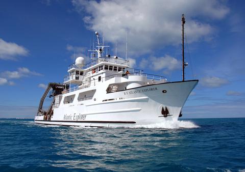 R/V Atlantic Explorer