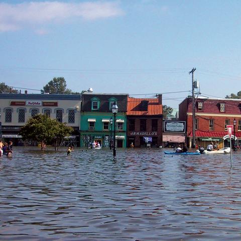 Annapolis flooding