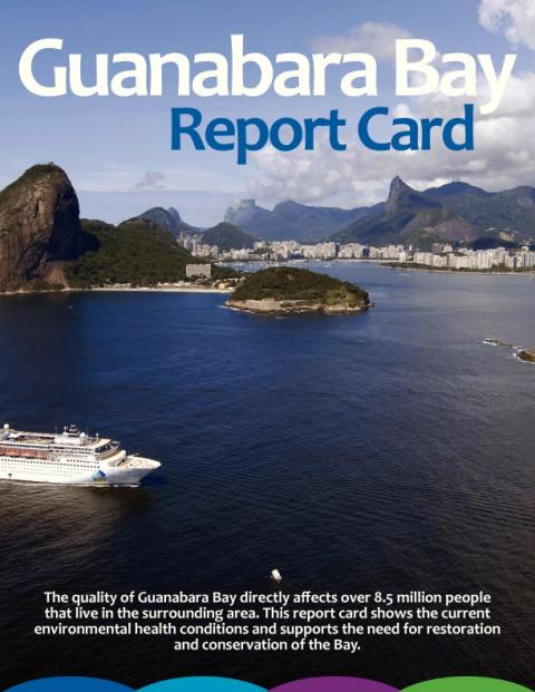 Guanabara Bay report card cover