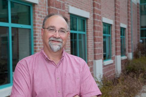 Portrait of Jeffrey Cornwell