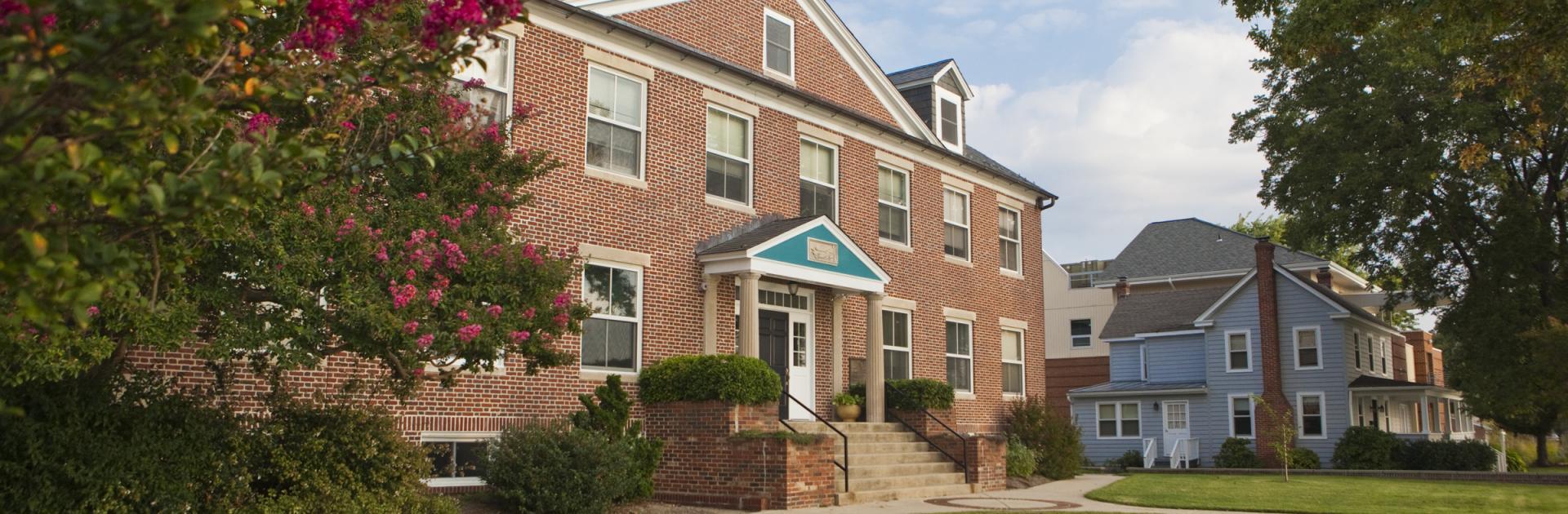 Chesapeake Biological Laboratory building