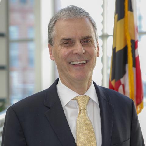 President Peter Goodwin
