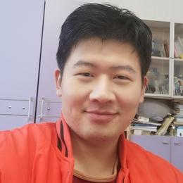 headshot of Haoyu Chen