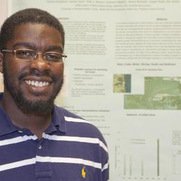 Ammar Hanif, a graduate student