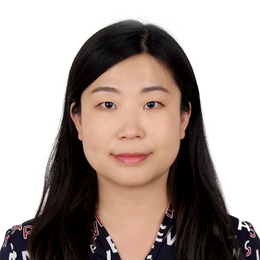 headshot of Jie Wang